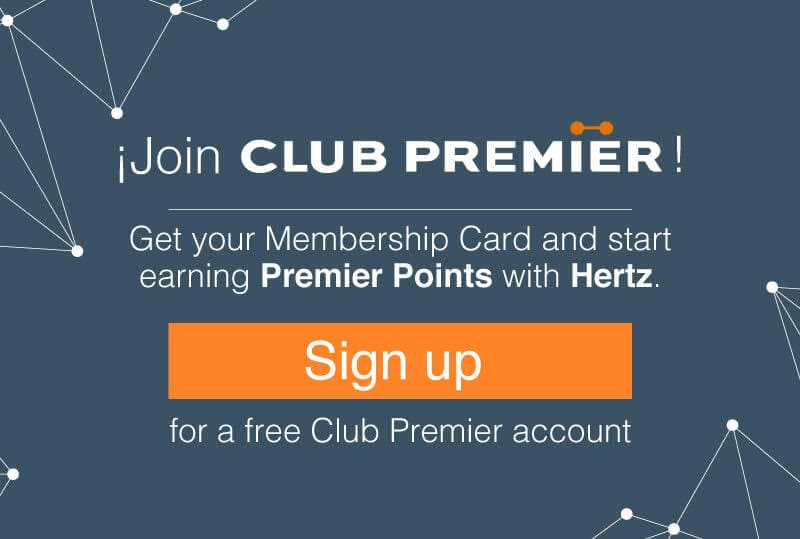 Are you already a Premier Club Member?