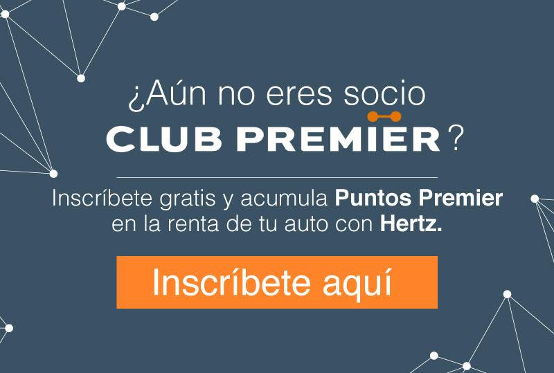 No eres socio Club Premier